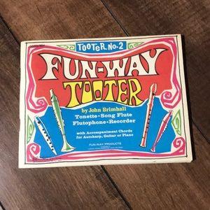 Vintage Fun-way rooter No 2 book